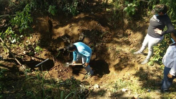 29 cuerpos se han localizado en fosas clandestinas en Nayarit