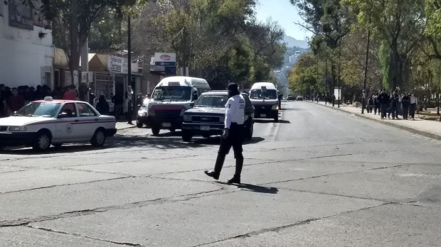 Libres avenidas Acueducto y Ventura Puente: SSP
