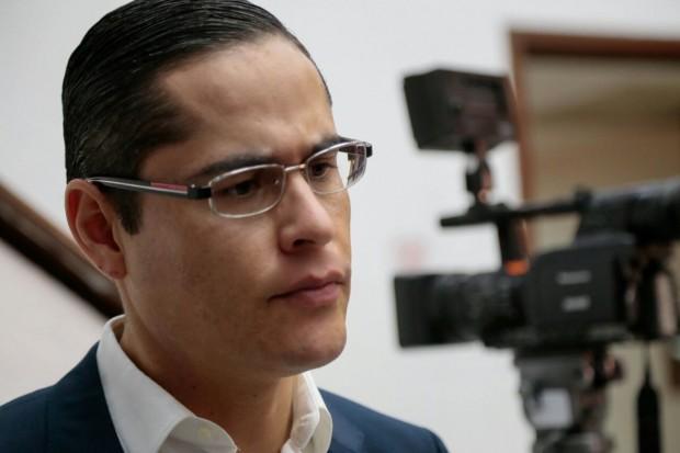 Propone Miguel Ángel Villegas convertir a la PGJE en Fiscalía General