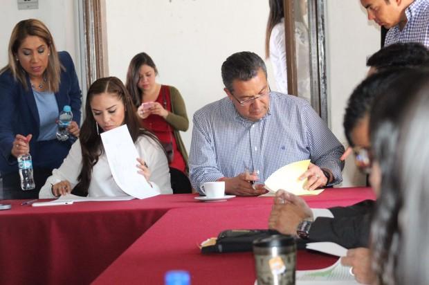 Wilfrido Lázaro confia en que se logrará una Ley para la Protección de Defensores de los Derechos Humanos y Periodistas, fuerte y sólida
