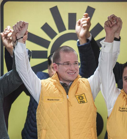 Ricardo Anaya: Investigado por los EU ?