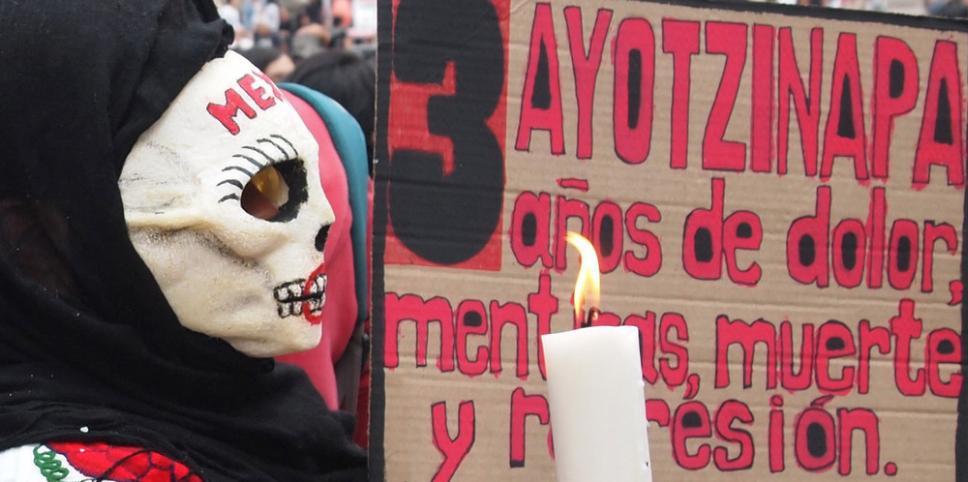 Hallan sólidos indicios de tortura durante la investigación del caso de Ayotzinapa en México