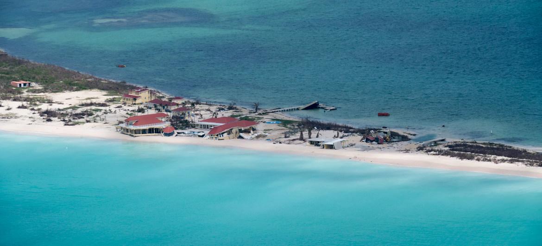 México y la FAO crean un fondo para luchar contra el cambio climático en el Caribe