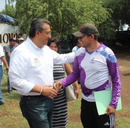 Deporte, necesario para prevenir delitos y construir comunidad: Wilfrido Lázaro