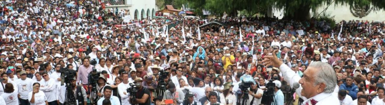 Presenta AMLO 10 compromisos por la educación en México