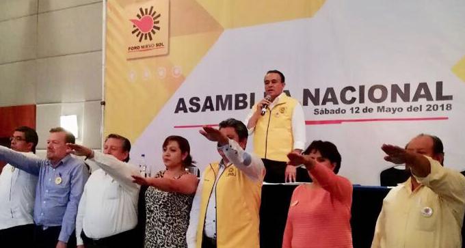 Con balance positivo deja Sigala la coordinación nacional de FNS