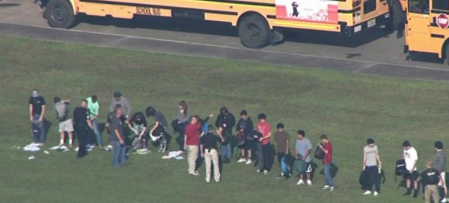 En la escuela Santa Fe, de Texas, se registra tiroteo y hay al menos 10 muertos y 12 heridos