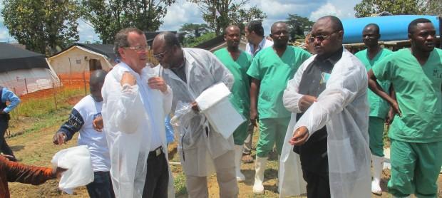 La Organización Mundial de la Salud, lista para responder al nuevo brote de ébola
