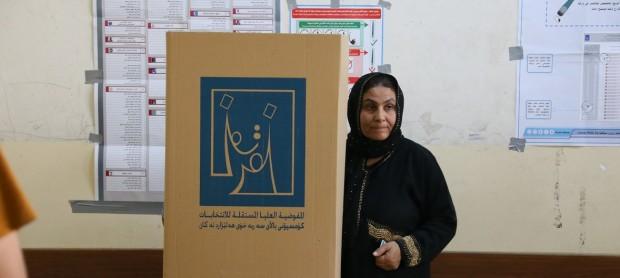 Las elecciones en Iraq, un paso hacia la democracia