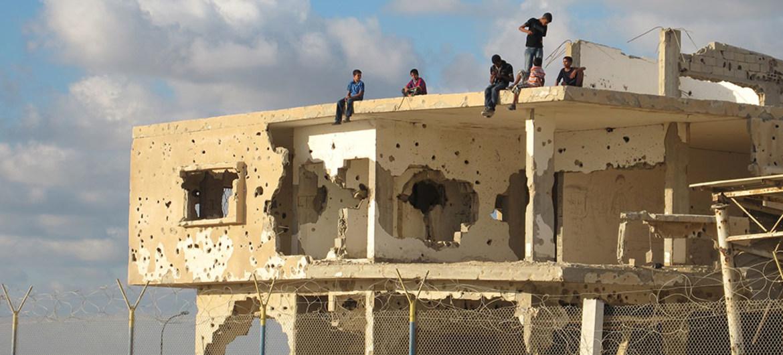 La violencia en Gaza puede arrastrar a la región a otra confrontación mortífera: ONU