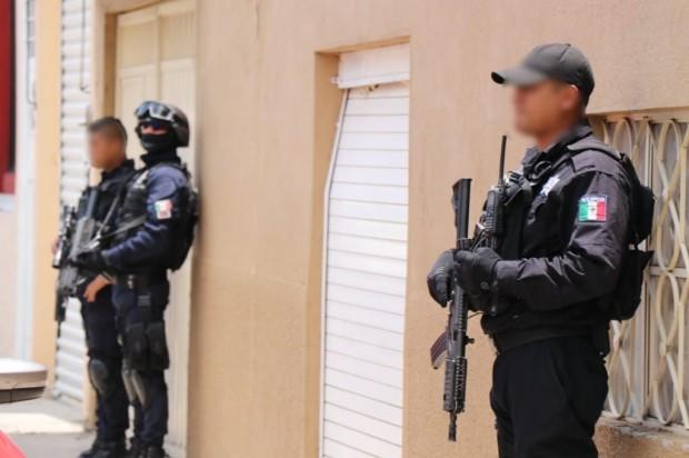 Intensifica SSP seguridad en zona sur de Morelia