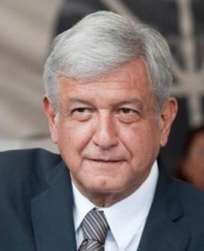 AMLO con el apoyo de los ciudadanos para llevar a México al crecimiento y el combate a la corrupción