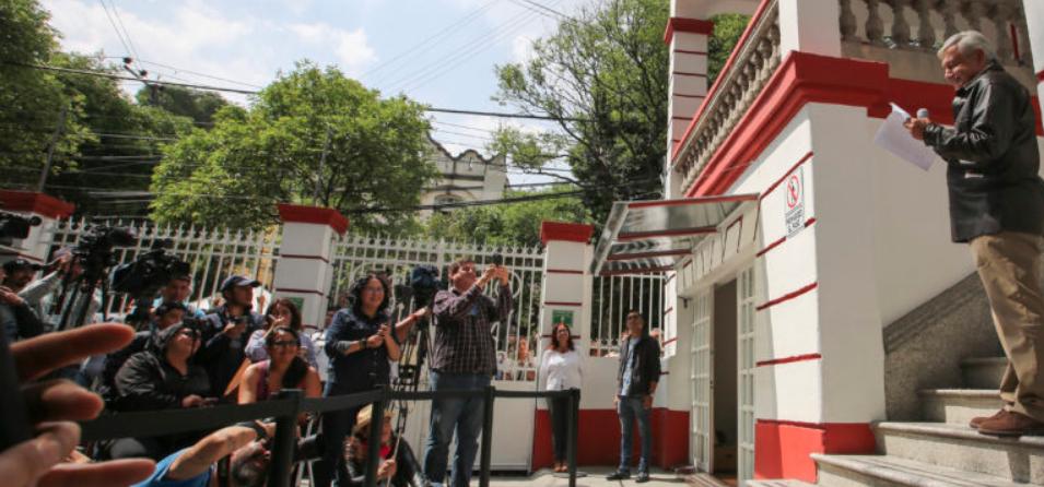 El próximo Presidente de México recibirá 108 mil 248 pesos como remuneración mensual: AMLO