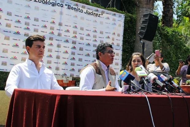"""Promueve Zoológico """"Benito Juárez"""" la cultura y talento michoacanos"""