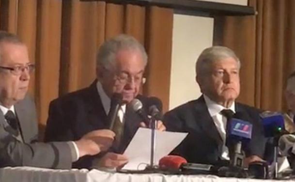 AMLO: Dos opciones para el NAIM: habrá consulta