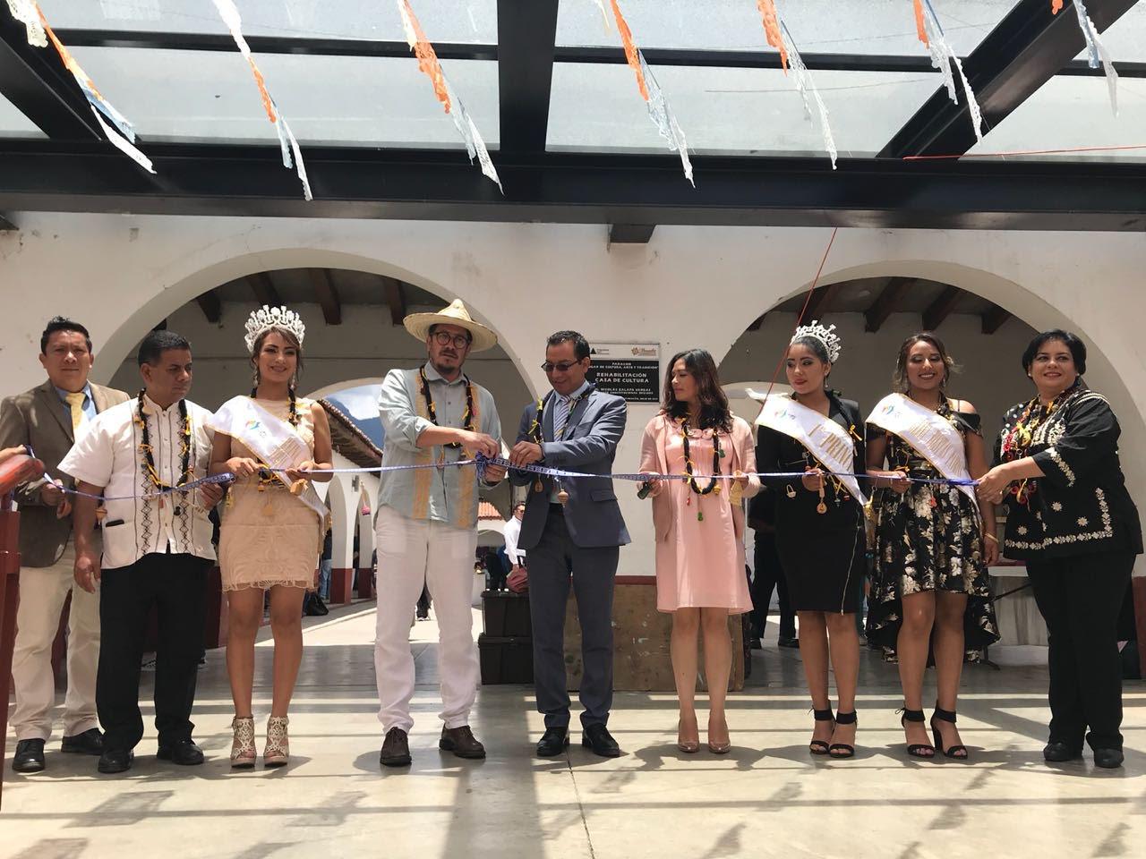 Inauguran la XLV Feria Internacional de la Guitarra en Paracho