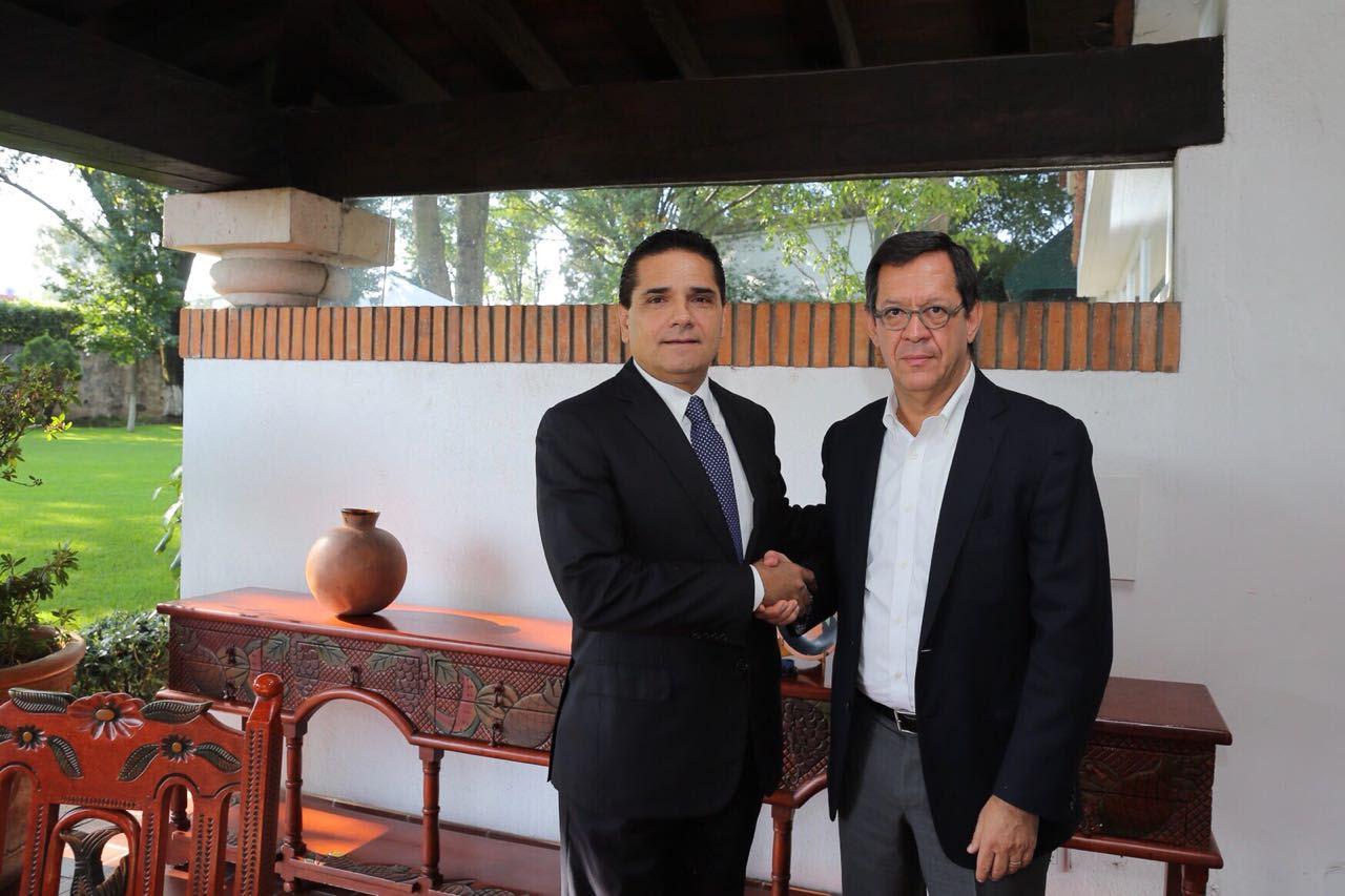Avanza el empleo en Michoacán: Silvano Aureoles