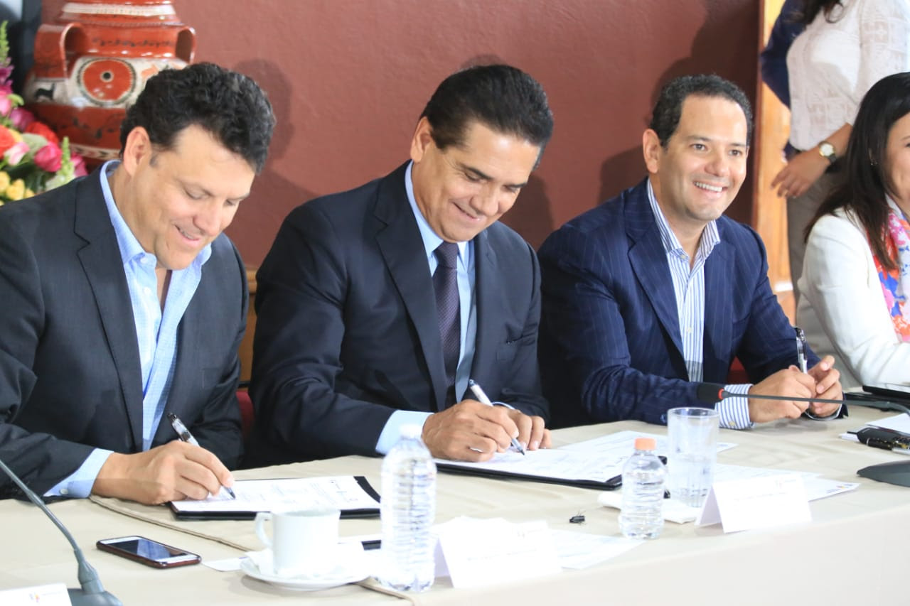 Ofrecen Gobierno del Estado e INADEM 220 mdp en créditos para emprender negocios en Michoacán