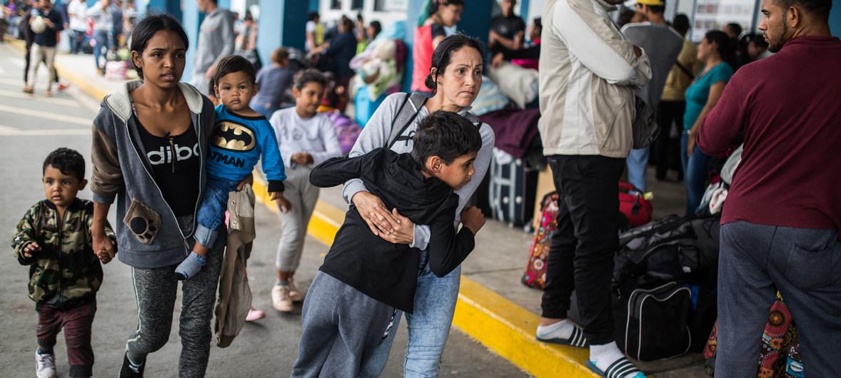 ACNUR elogia la dignidad de los venezolanos ante tanta adversidad
