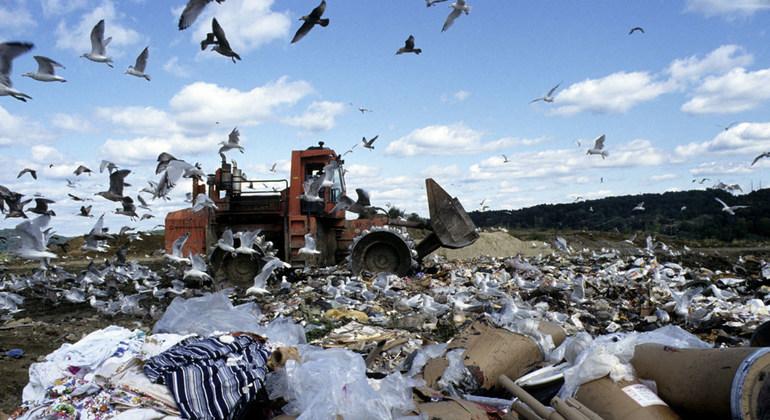 América Latina solo recicla un 10% de la basura