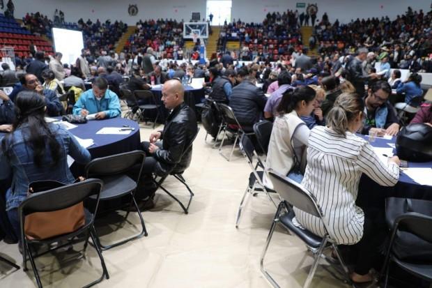 Se registra gran participación para Foro Estatal de Consulta Participativa en Michoacán