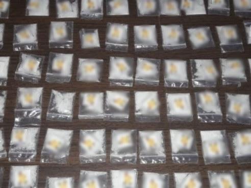 Asegura SSP a dos con 60 dosis de cristal en Tangancícuaro