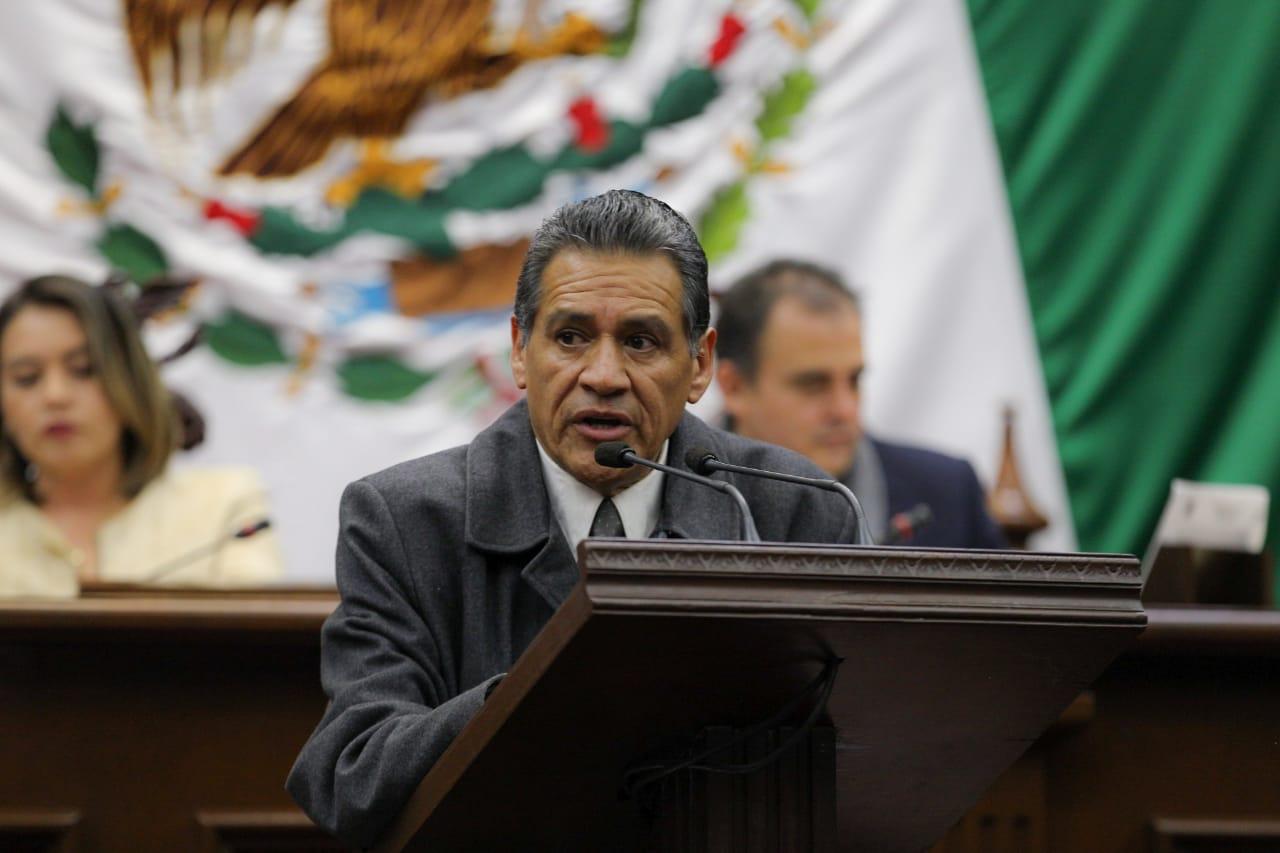 Urge blindar autoría de artesanías Michoacanas: Diputado Osiel Equihua Equihua