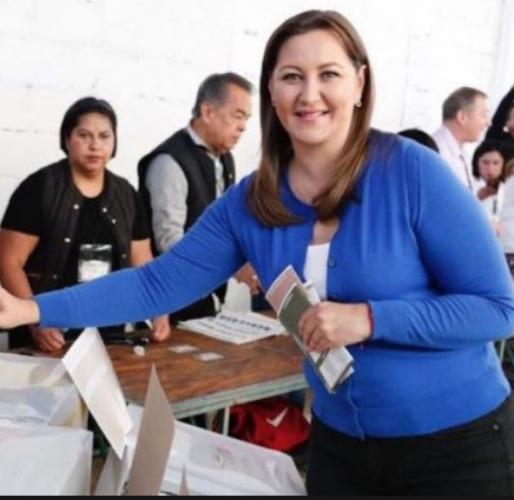 TEPJF rechazan anular la elección en Puebla y ratifican el triunfo de Martha Érika