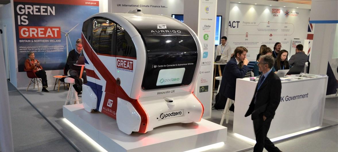 Los vehículos eléctricos, vitales para combatir el cambio climático