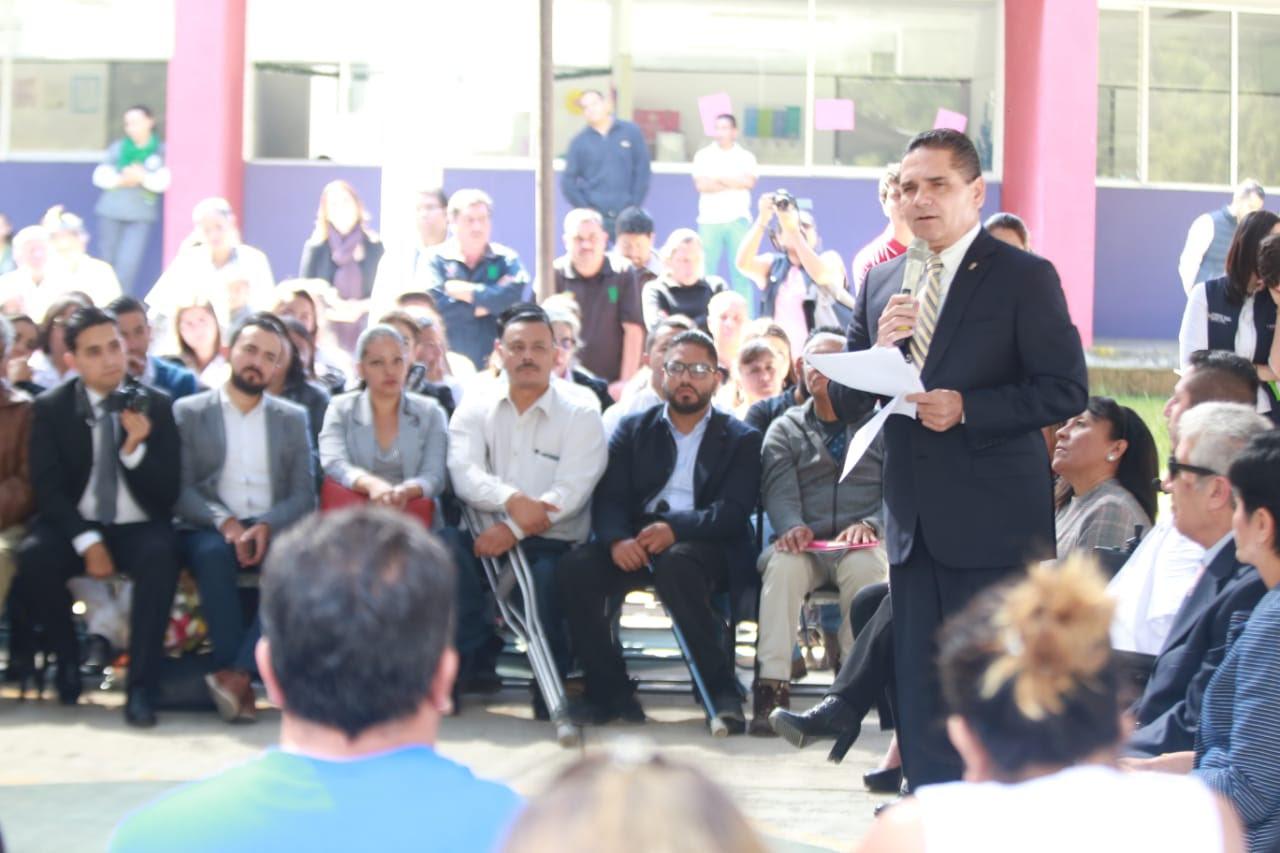 Michoacán se consolidará como un estado incluyente: Silvano Aureoles