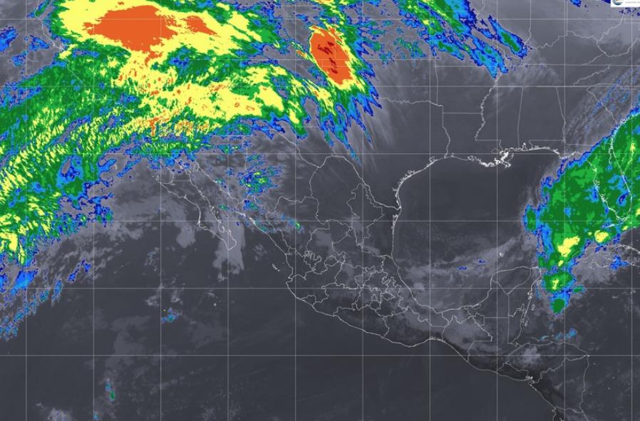Cielo parcialmente nublado con intervalos de chubascos en Michoacán y ambiente caluroso durante el día, este miércoles
