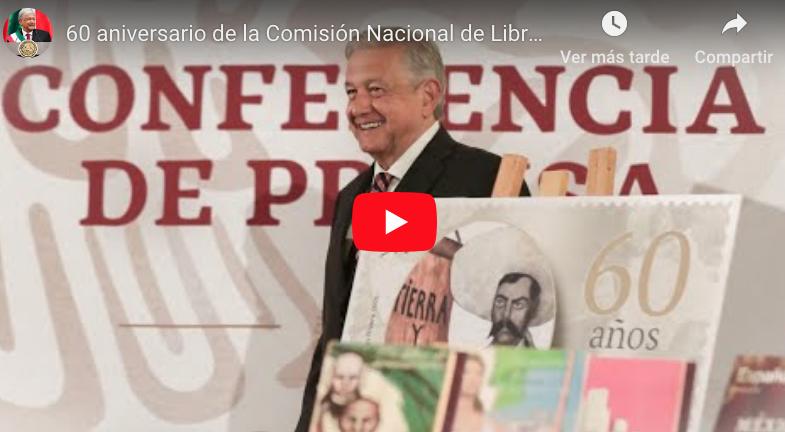 Con sello postal de Emiliano Zapata, conmemoran 60 años de la Comisión Nacional de Libro de Texto Gratuitos
