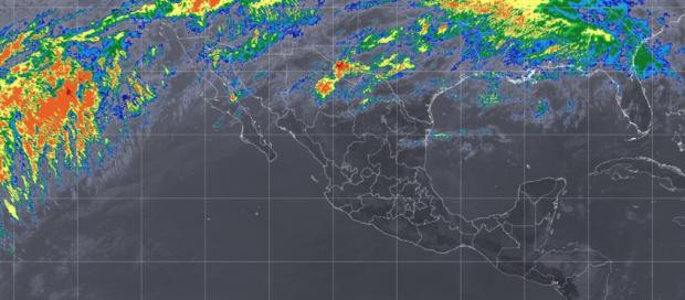 Lluvias y chubascos en Baja California, Sonora y Chihuahua, este viernes
