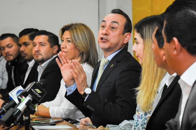 El PRD es la fuerza política de izquierda progresista más importante del país: Antonio Soto