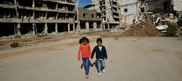 La ONU pide 202 millones dólares para medio millón de libios sin agua ni comida