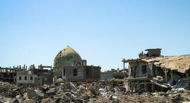 Limpiar Iraq de explosivos puede llevar una década