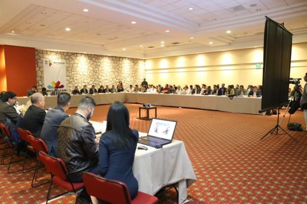 Gobierno del Estado y presidentes municipales del PT y MORENA, trabajan conjuntamente