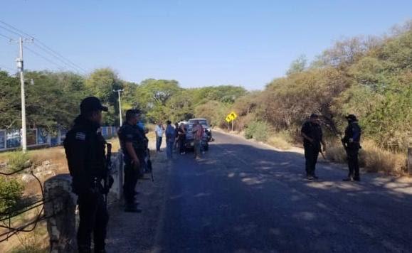 Libera SSP tramos carreteros en Tierra Caliente