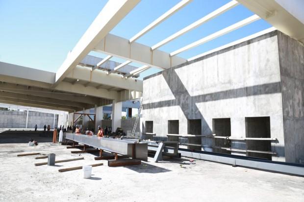 Revisa Gobernador avances de ampliación y modernización del Ceconexpo