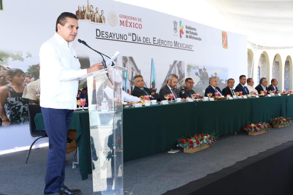 Guardia Nacional debe prever fortalecimiento de policías estatales y municipales: Silvano Aureoles