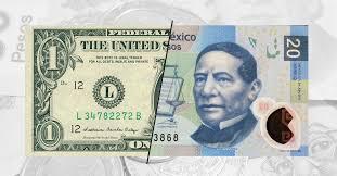 El dólar se vendió en ventanillas de los bancos este jueves hasta en 19.60 pesos