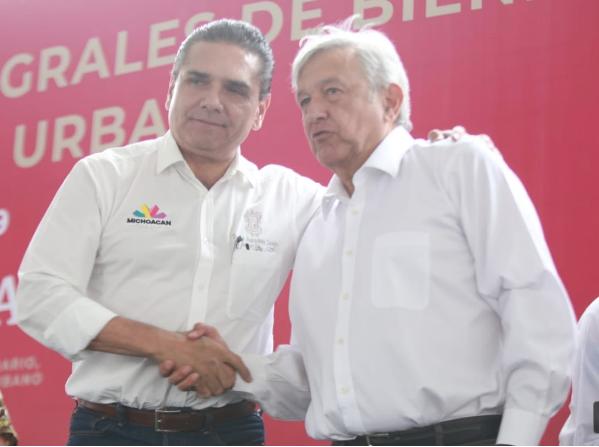 Con el anuncio de federalizar los servicios educativos, se avizora el fin del conflicto magisterial: Silvano Aureoles