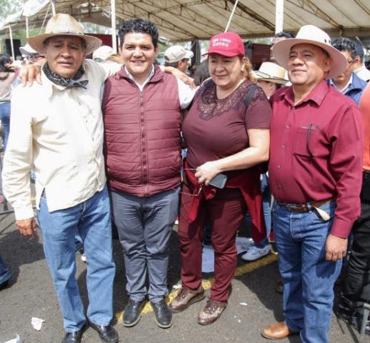 Resaltan diputados de Morena compromiso de AMLO con desarrollo urbano de Michoacán