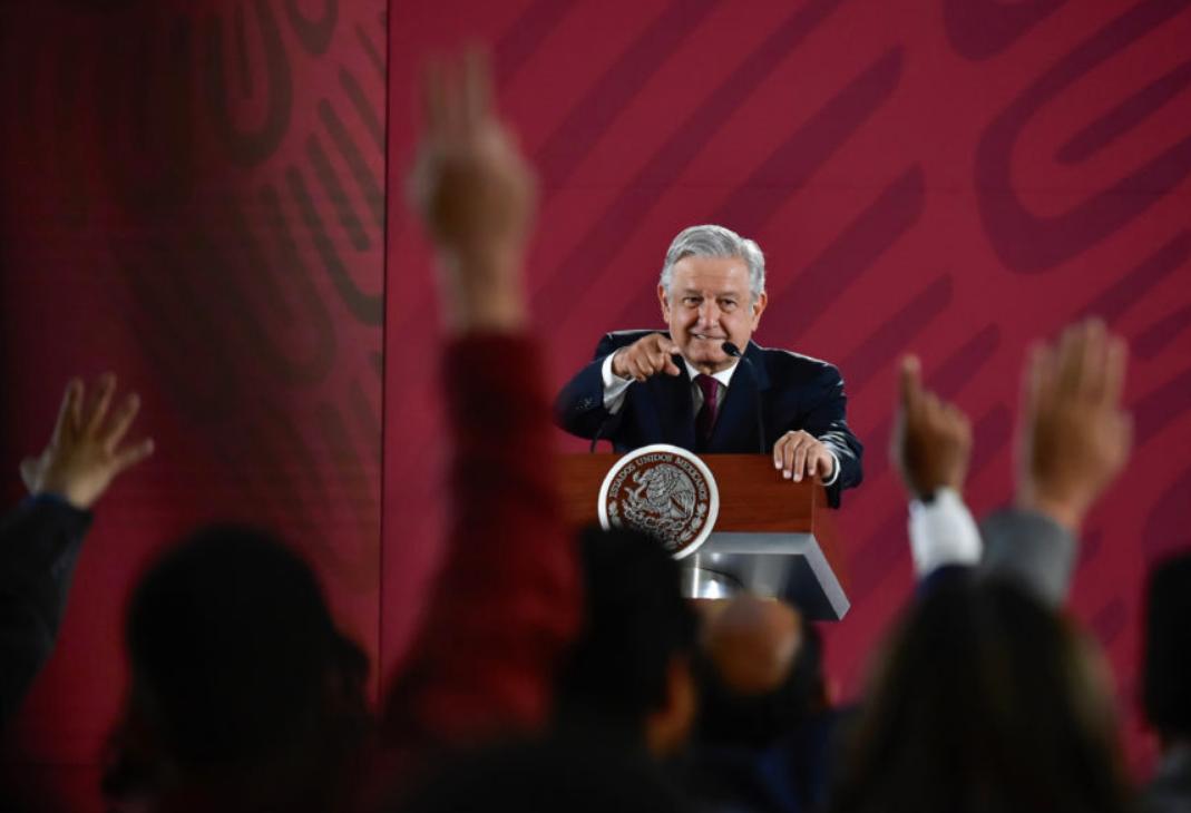 Presidente AMLO detalla postulados para consejeros de Pemex