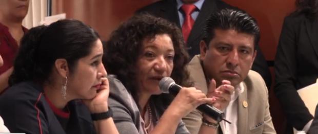 Diputada María Chávez: Debemos legislar a favor de librerías públicas para cada municipio.
