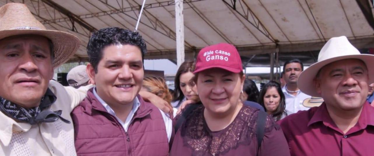 Ejemplo de AMLO, para terminar con desencuentros y avanzar en la reconciliación y la pacificación de Michoacán: Cristina Portillo