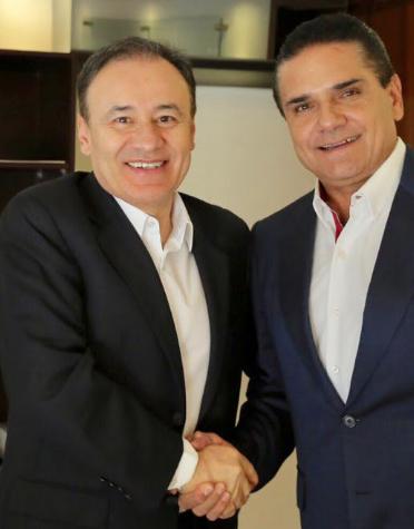 Revisan Alfonso Durazo y Silvano Aureoles, nueva fase del Plan Integral de Seguridad