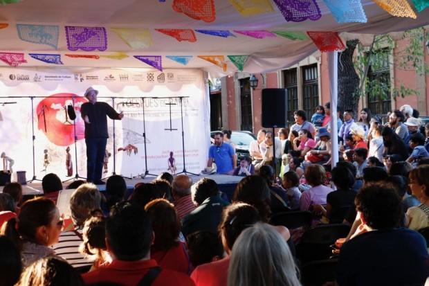 Concluyó la sexta edición de la Fiesta del Libro y la Rosa en Morelia