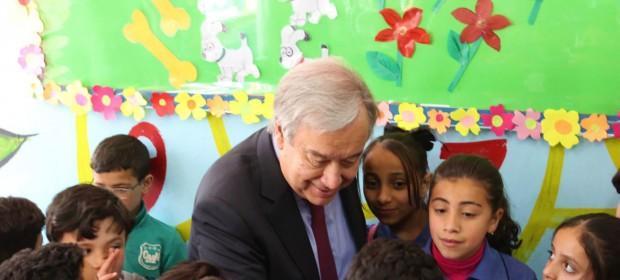 La ONU insta a apoyar a la UNRWA para que mantenga abiertas sus escuelas