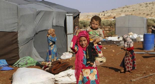 La catástrofe humanitaria se cierne sobre Idlib